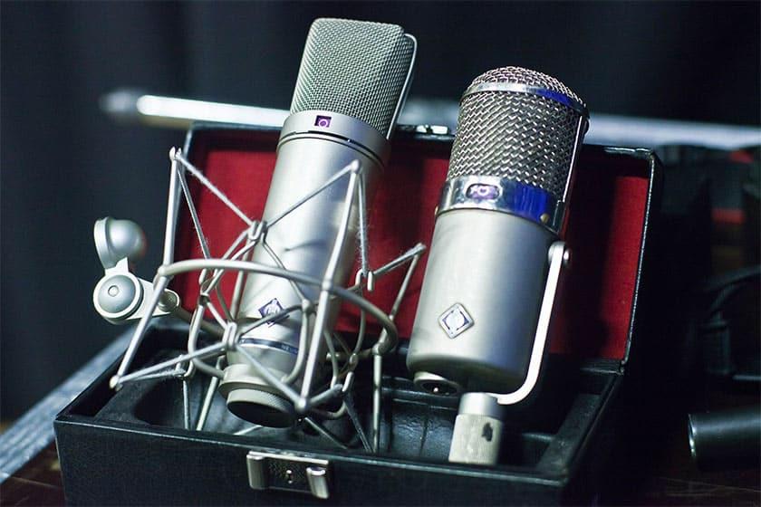 Best microphones for recording studio