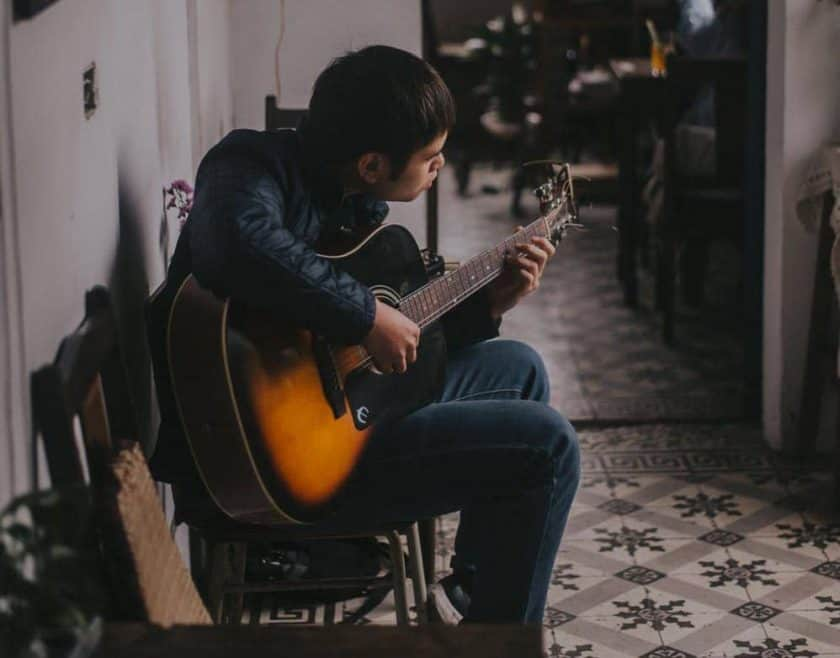 How long to learn guitar from scratch?