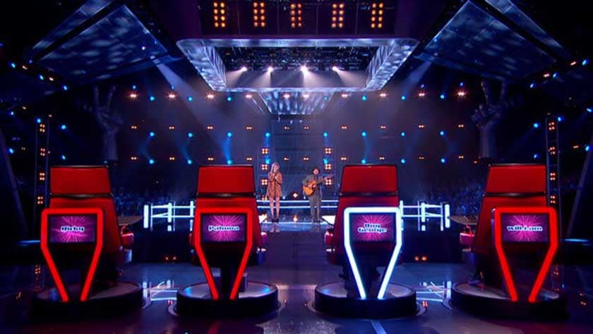 what age do you have to be to go on the voice uk