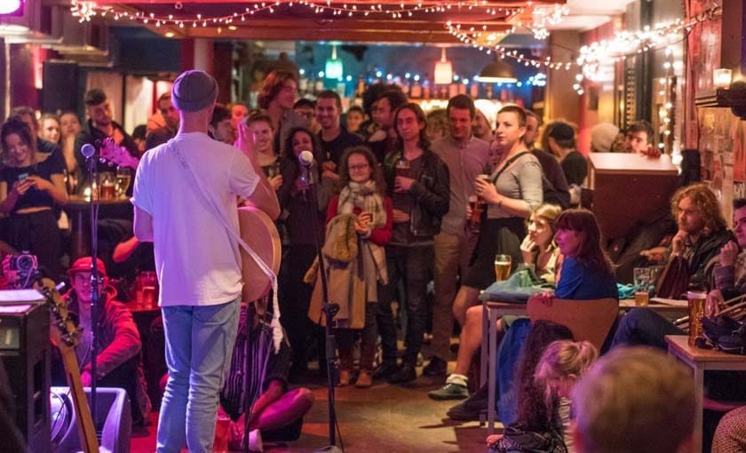top open mic nights in bristol