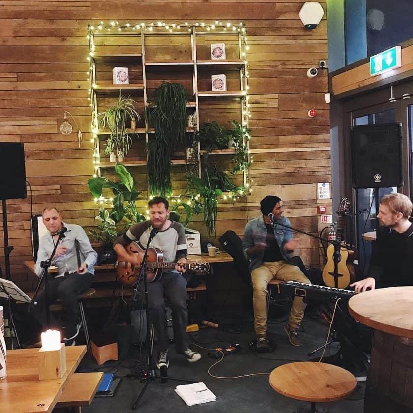 Southampton open mic nights