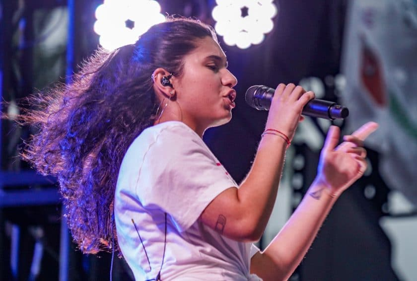 Alessia Carafamous youtube singers