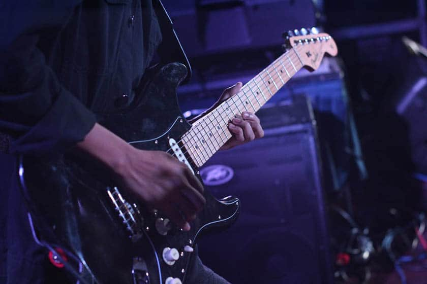 Standard Guitar Tuning Hz