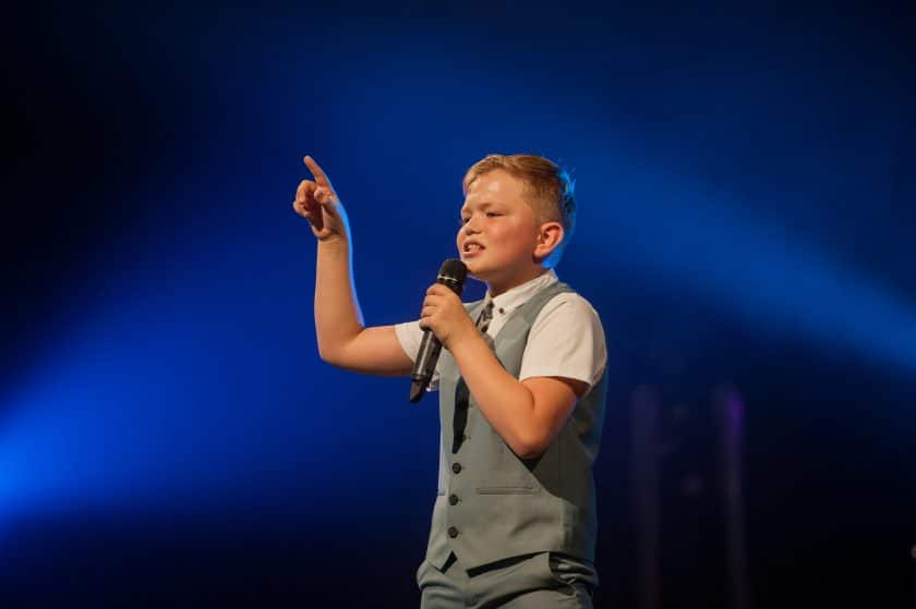 TeenStar Competition