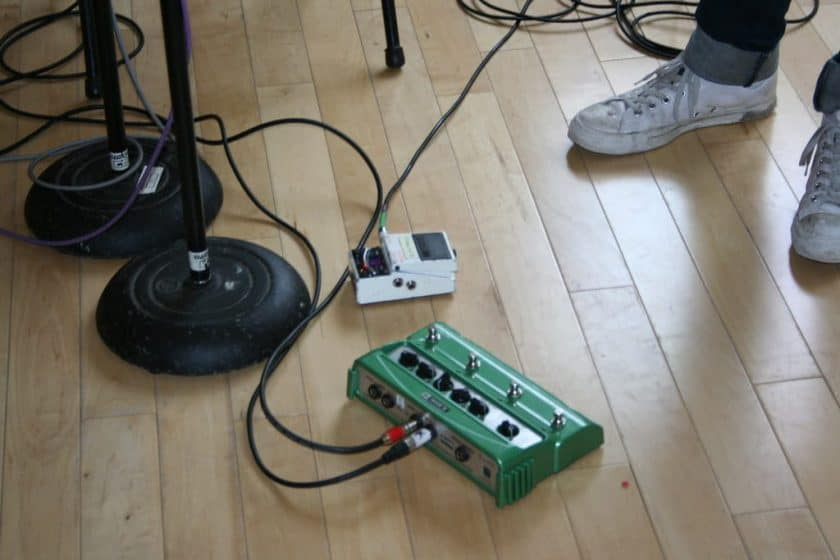 The best uses for a guitar loop pedal