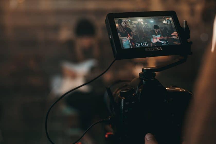 Music video platforms for musicians