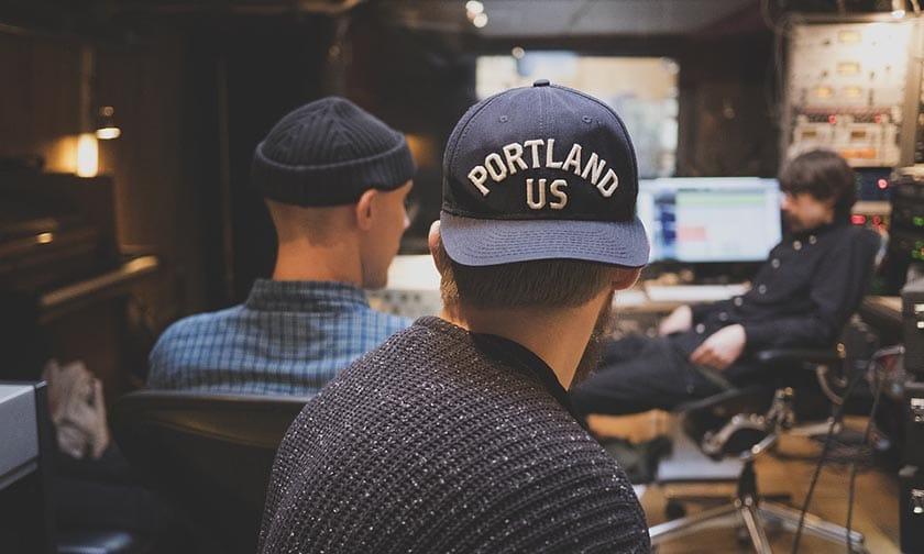 Musicians Recording Studio Studio