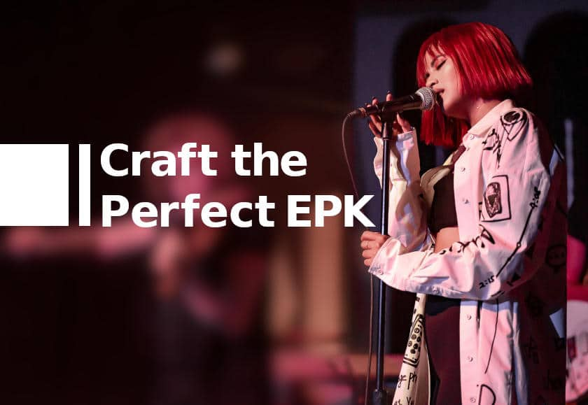 How to Make an EPK