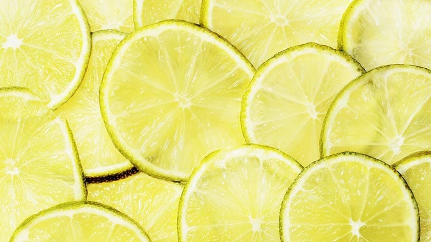 Is lemon good for your voice