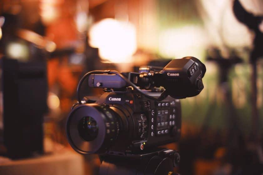 Canon EOS 5D DSLR Camera.