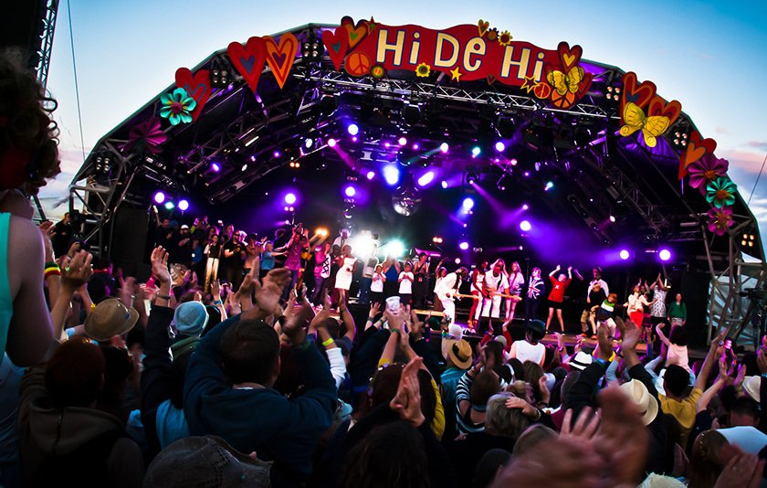 how to apply to UK music festivals