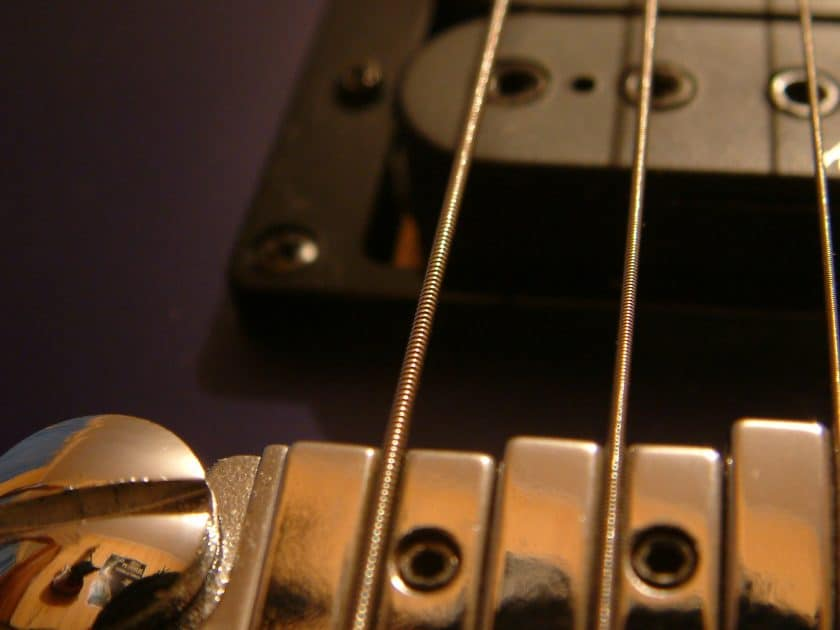 Standard Guitar Tuning Strings