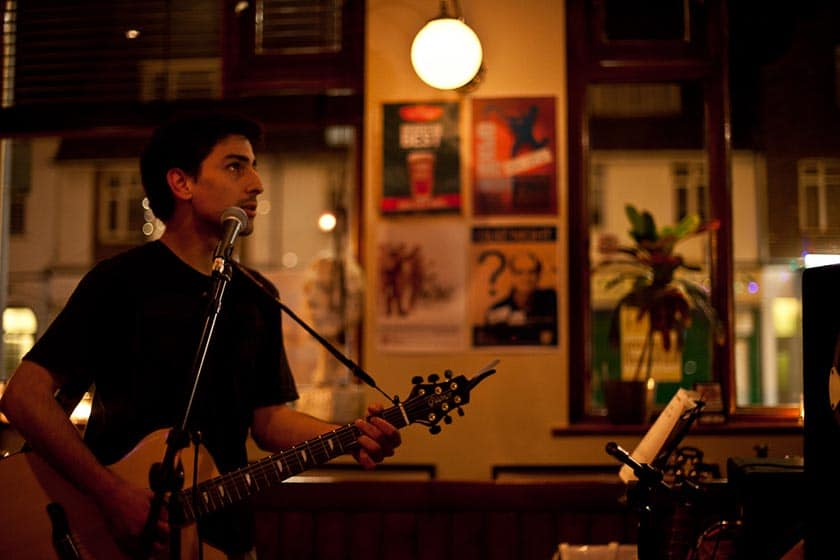 open mic nights for beginners