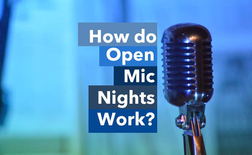 paid open mic nights