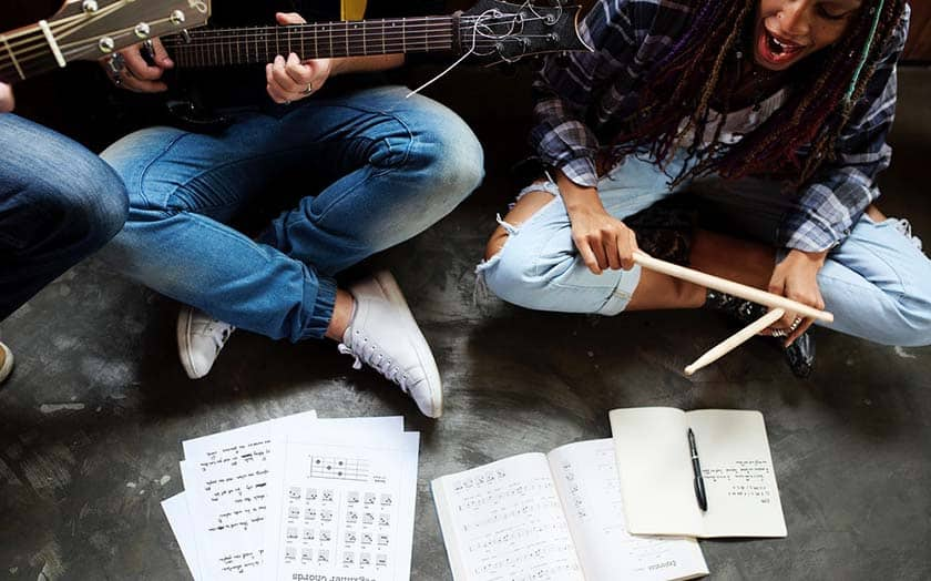 co-songwriting session tips