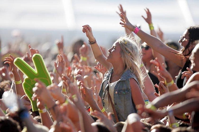 playing music festivals UK