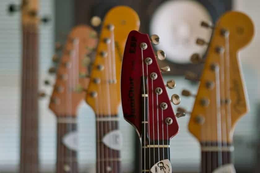 Guitar Tuning Keys