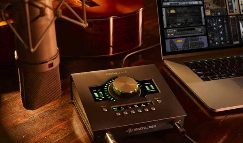 home recording studio set up