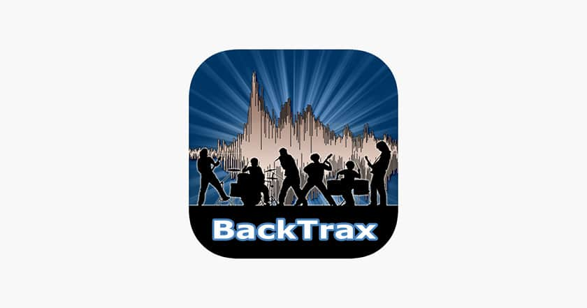 Backing Track Apps for Singers