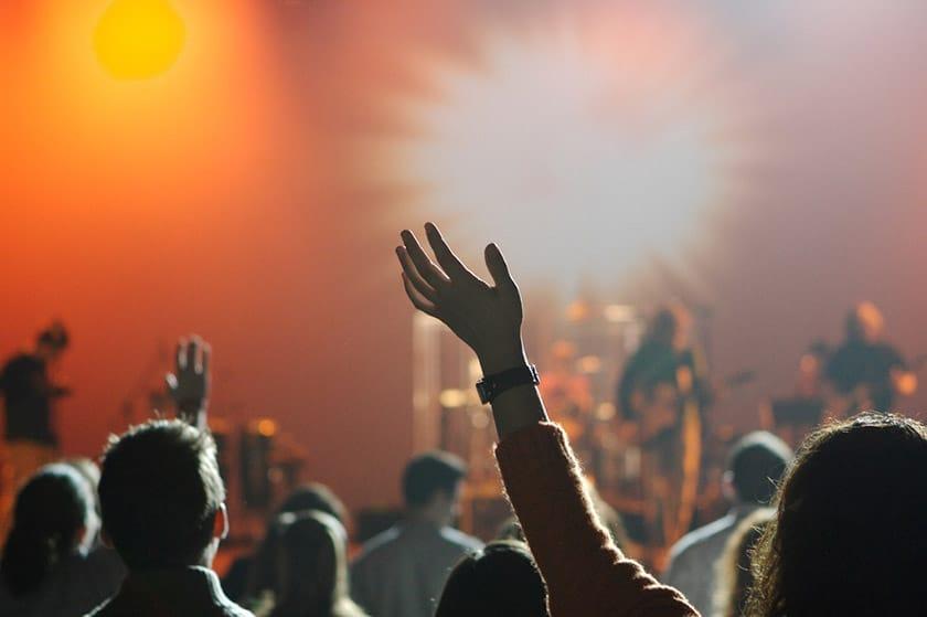 creating a fanbase as a singer