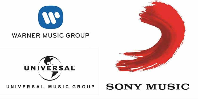Major Record Labels