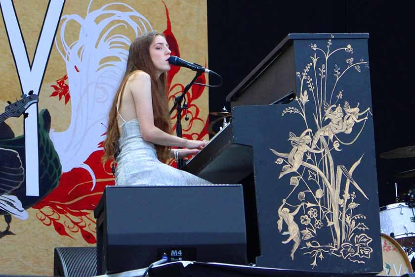 Music Competition winner Birdy