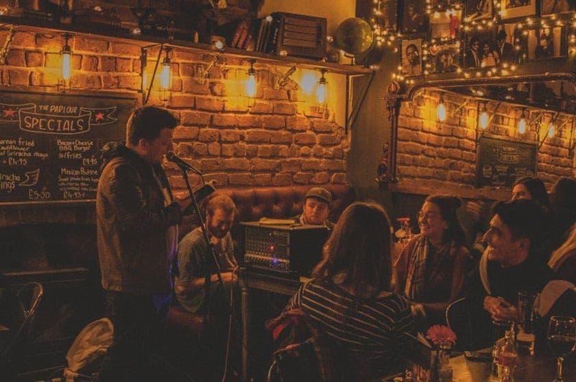 Open Mic Live Music Jam Nights Glasgow