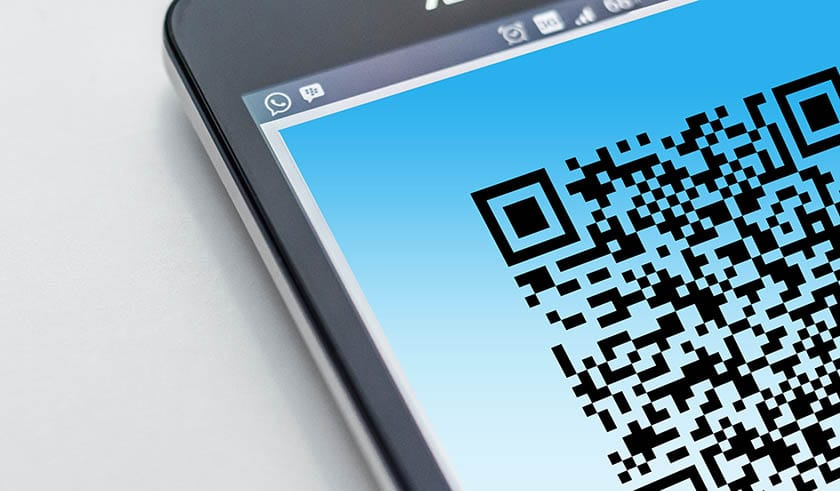 How do you use QR codes mobile