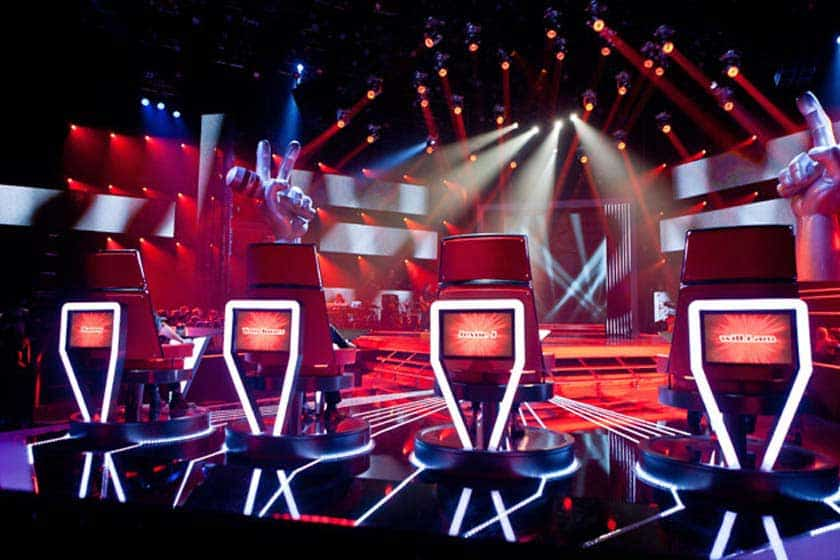 The Voice Audition UK