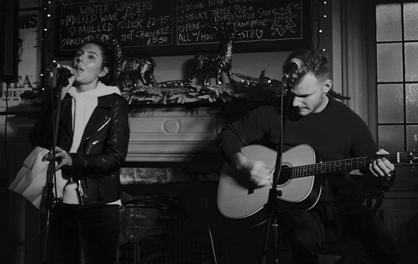 open mics in Brighton