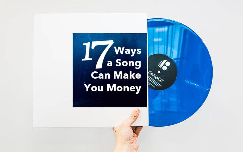 how to make money streaming your music