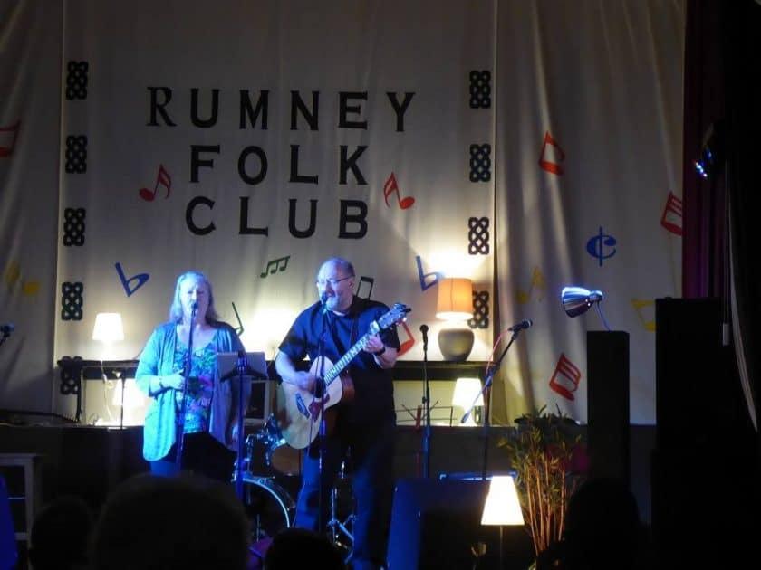 St Augustine's Church Hall: Rumney Folk Club