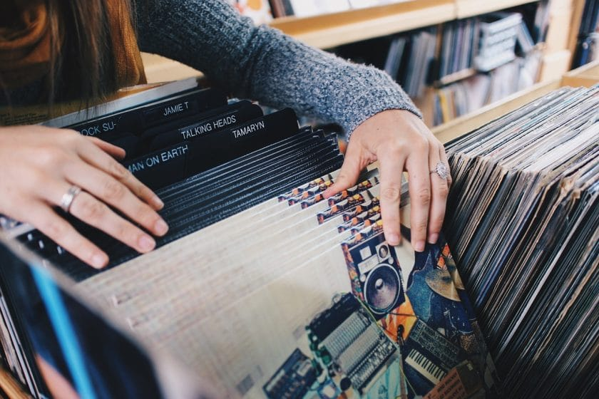 put your music on vinyl