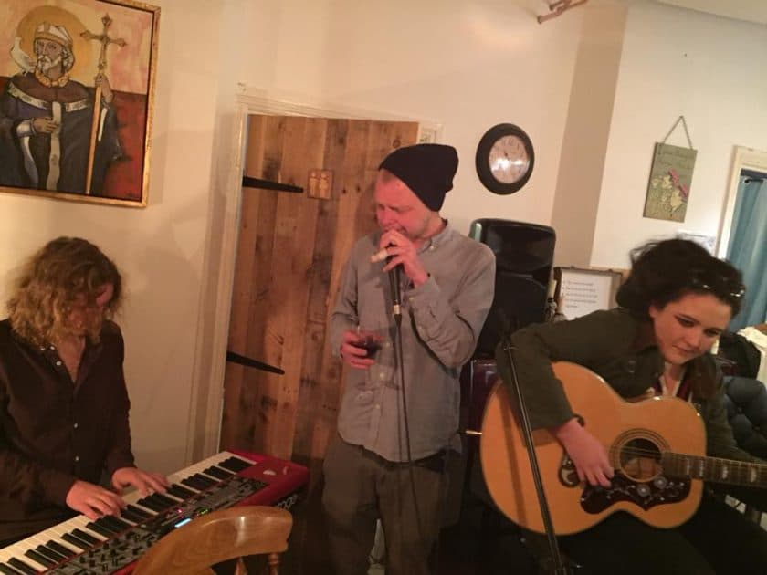 St. Canna's Ale House Wednesday Open Mic