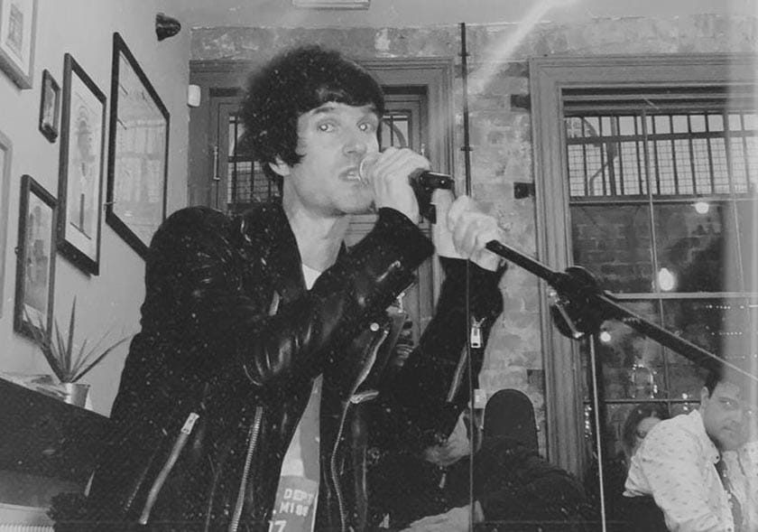 Wapentake: Crooner Club Open Mic Night