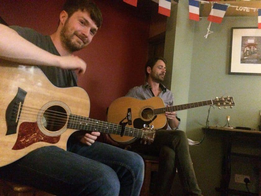 Deli Rouge Acoustic Open Mic Night