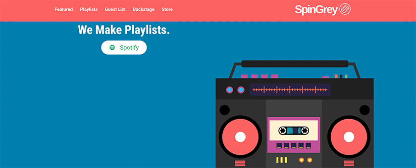 Blogs for spotify singers