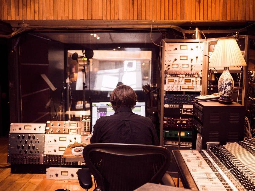 professional recording studio equipment