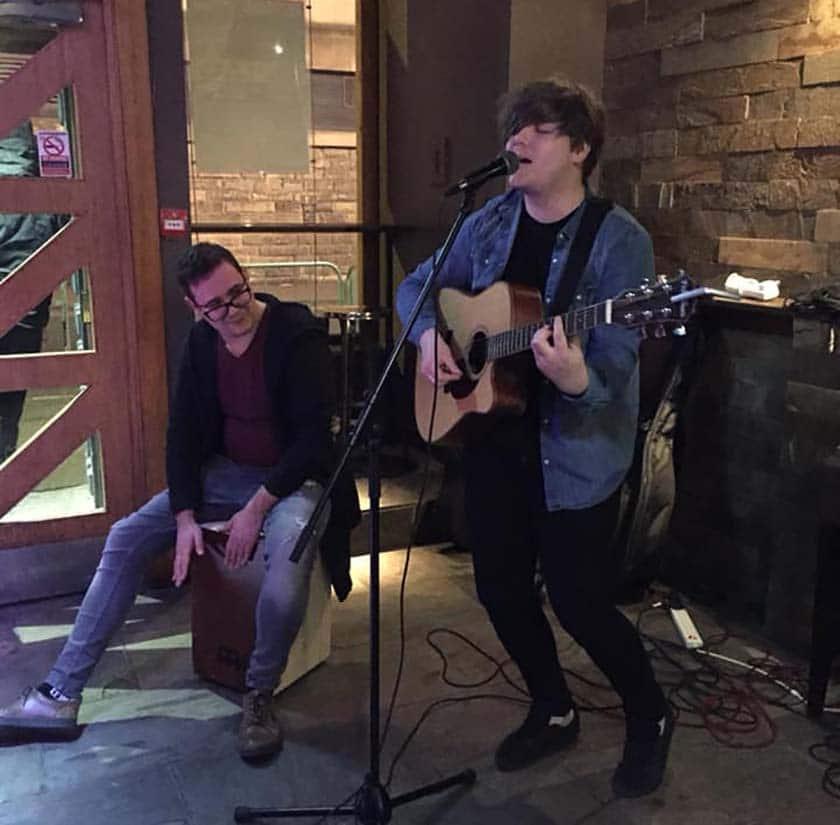 Open Mic Edinburgh Opium: Live Sessions