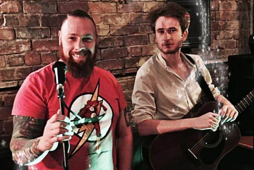 Open Mics Poetry Leeds