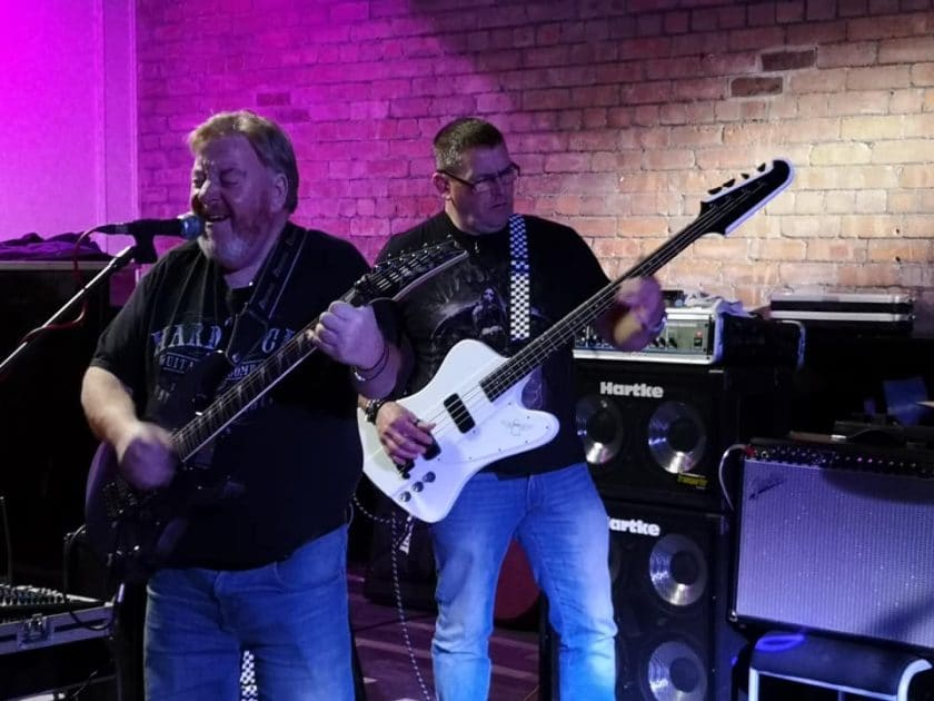Salford and Manchester Open Mics