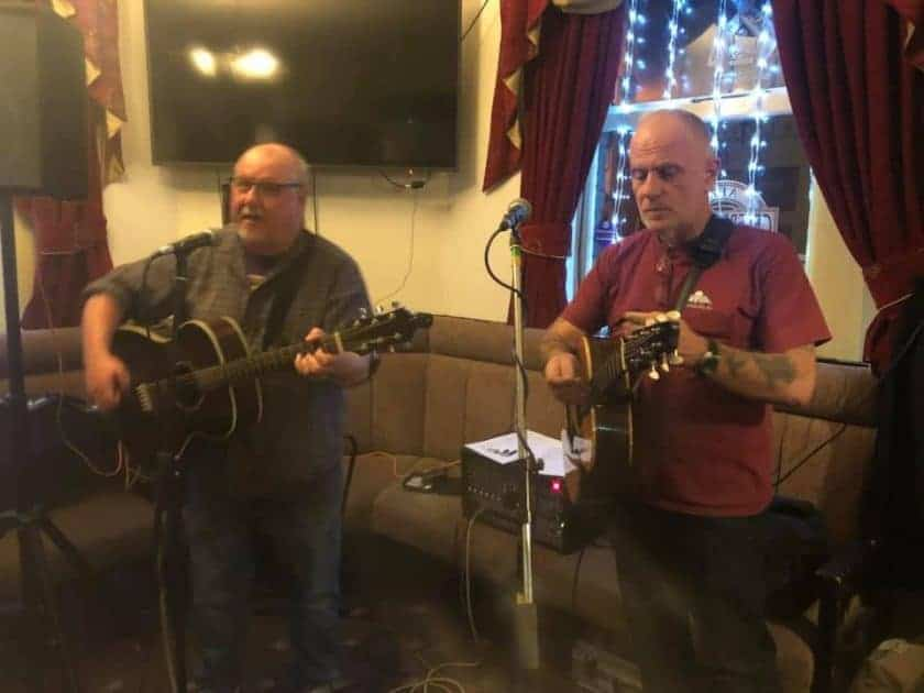 The Rose & Crown Bury Open Mic Night
