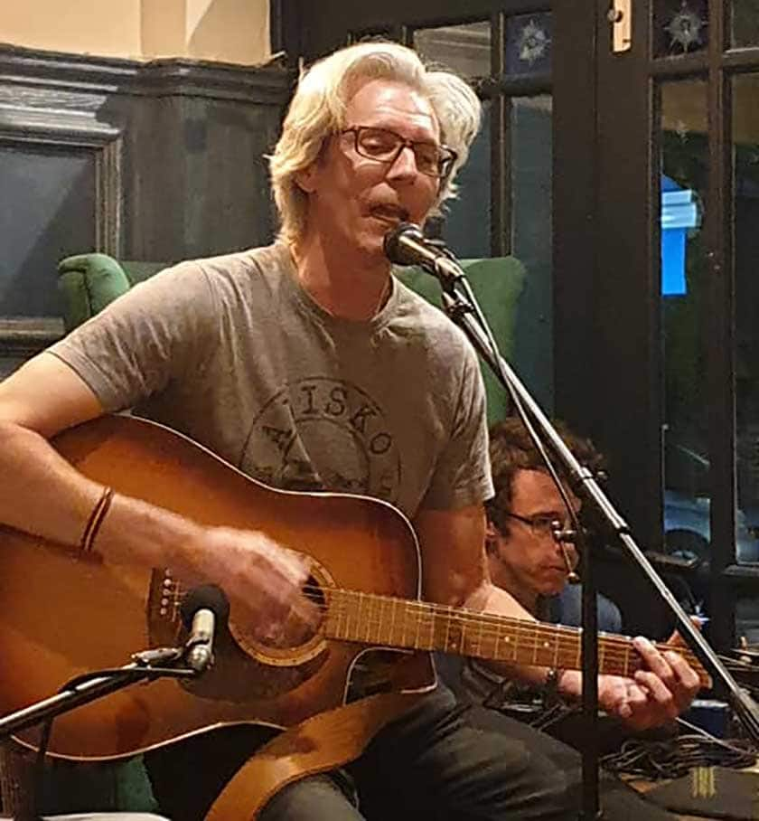 The George Camden Open Mic Night