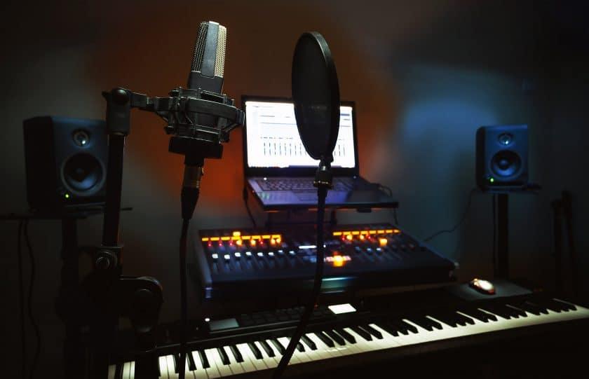 recording vocals at home