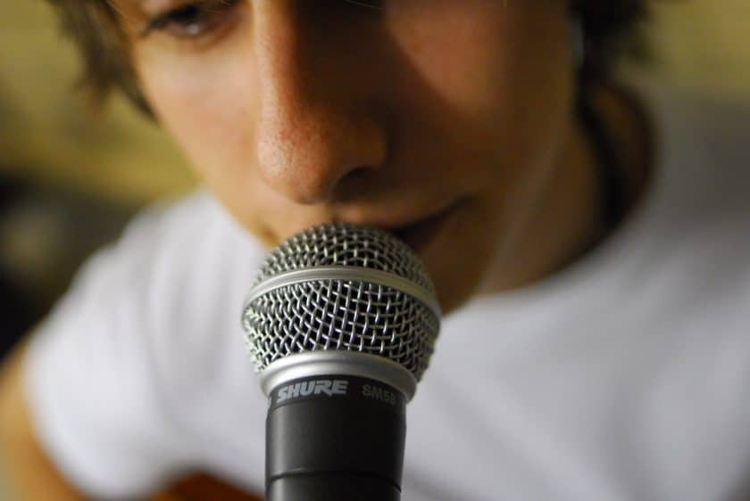 Singing lessons near me in Southampton