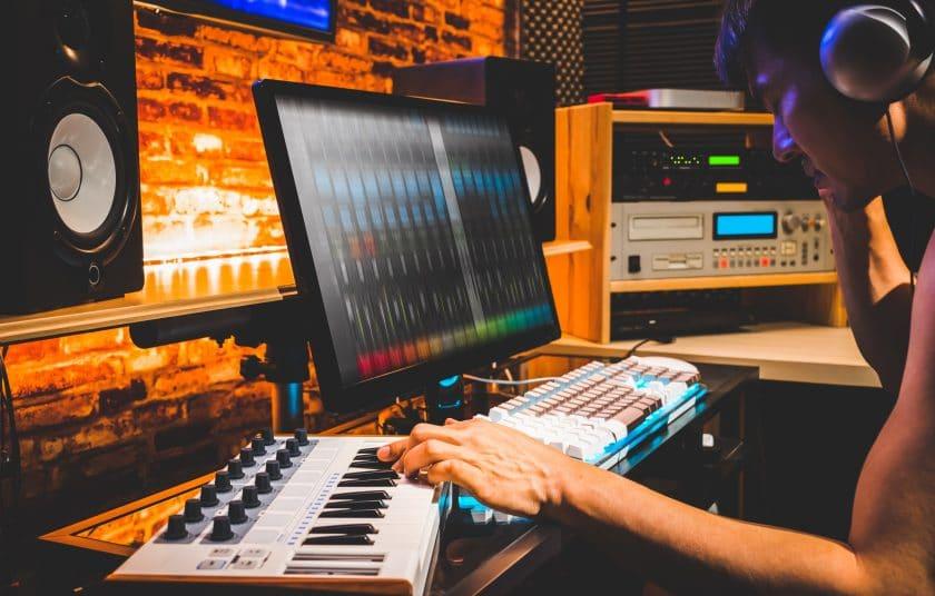 recording vocals professionally