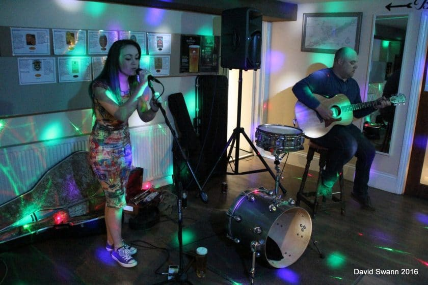 The Park Inn Manchester Open Mic Night