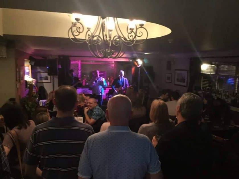 Sunderland Monkseaton Arms: Monkey Folk Club