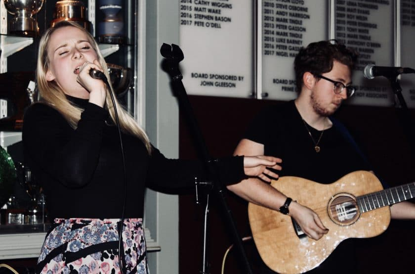 Northamptonshire Overstone Park: Open Mic Night
