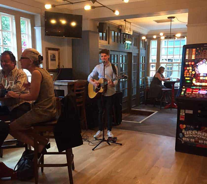 Marylebone Open Mic Night